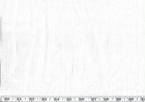 Alecia CL Winter White Sheer Drapery Fabric by  P Kaufmann