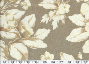 Behind the Pond CL Fog Drapery Fabric by Ralph Lauren