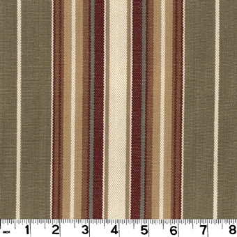 Belmont CL Loden Drapery Upholstery Fabric by Roth & Tompkins