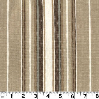 Belmont CL Oyster Drapery Upholstery Fabric by Roth & Tompkins