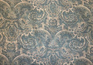 Bronte Paisley CL Bay Drapery Upholstery Fabric by Ralph Lauren