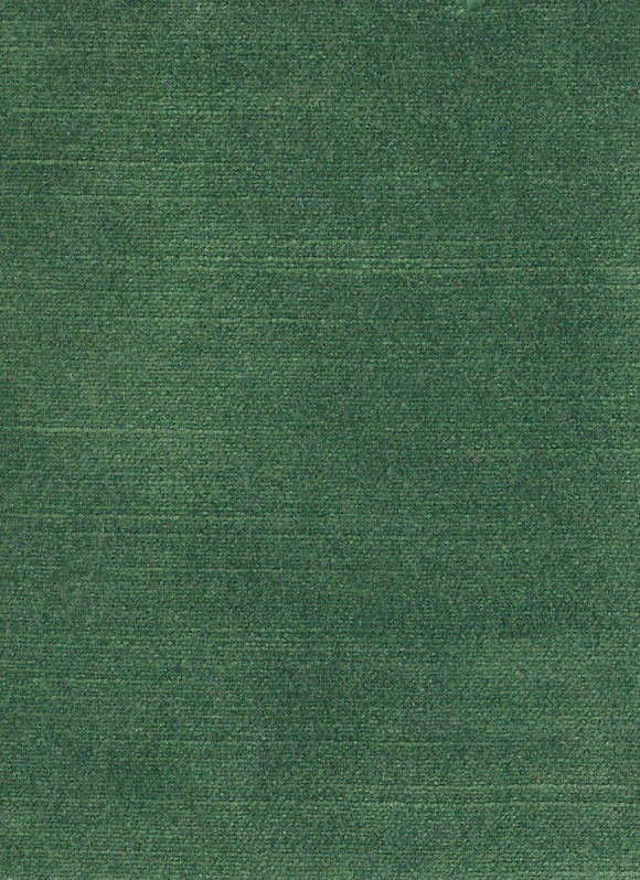 Brussels CL Emerald Velvet Upholstery Fabric