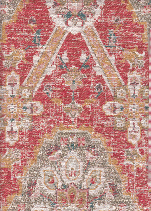 Carpet Heirloom CL Chianti Drapery Upholstery Fabric by P Kaufmann