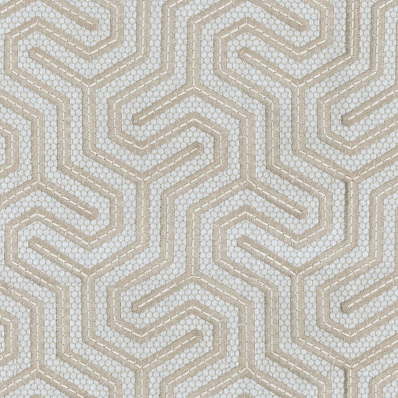 Cayden CL Sand Drapery Upholstery Fabric by PK Lifestyles