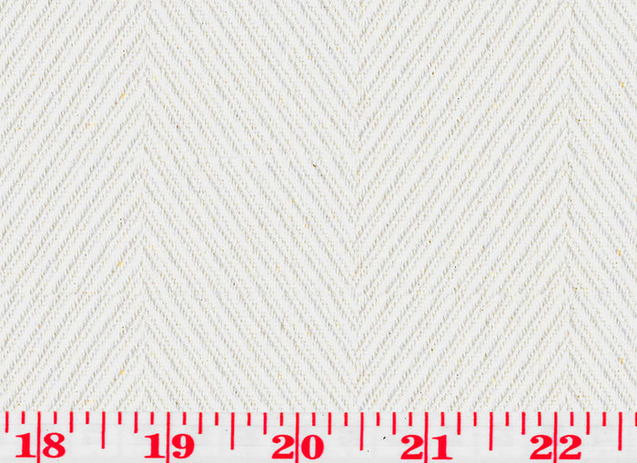 Chevron CL Natural Upholstery Fabric by Diversitex