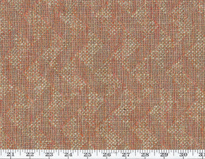 Chinati Weave CL Terra Cotta Upholstery Fabric by Ralph Lauren