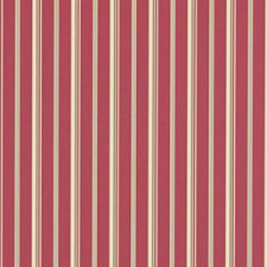Collection Laurelton CL Vermillion Double Roll of Wallpaper by Ralph Lauren