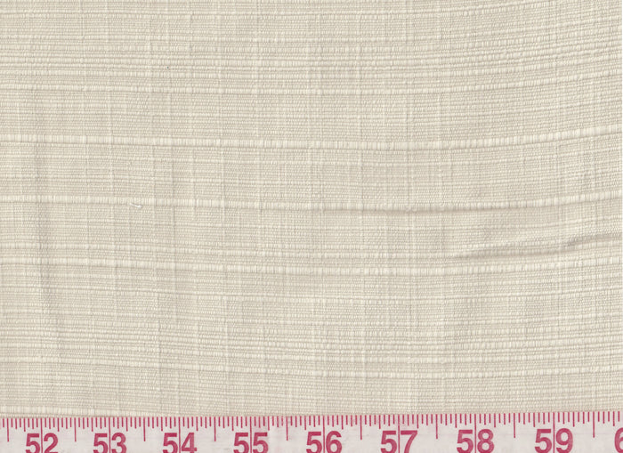 Corman CL Cream Drapery Upholstery Fabric by Diversitex
