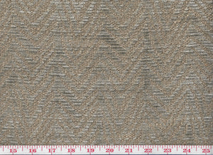 "Cortona Chenille CL Grey 80"" Width Upholstery Fabric by Clarence House"