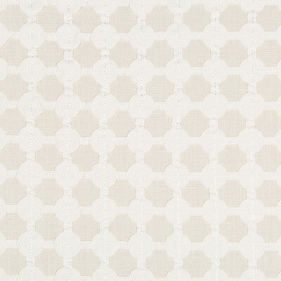 Cothay CL Beige Drapery Fabric by Kravet