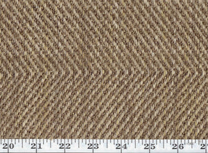 Crestwood Herringbone CL Twine Upholstery Fabric by Ralph Lauren
