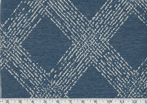 Dashing CL Marine Indoor Outdoor Upholstery Fabric by Bella Dura