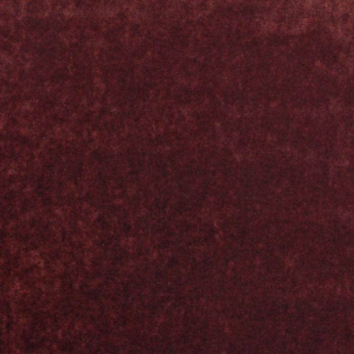 Debussy Velvet CL Plum Upholstery Fabric by Clarence House