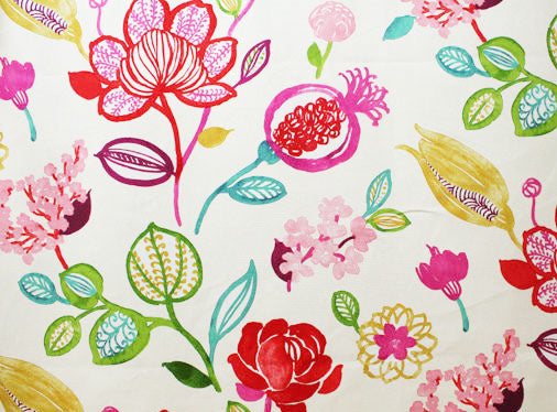 Delaria CL Fiesta Drapery Upholstery Fabric by P Kaufmann