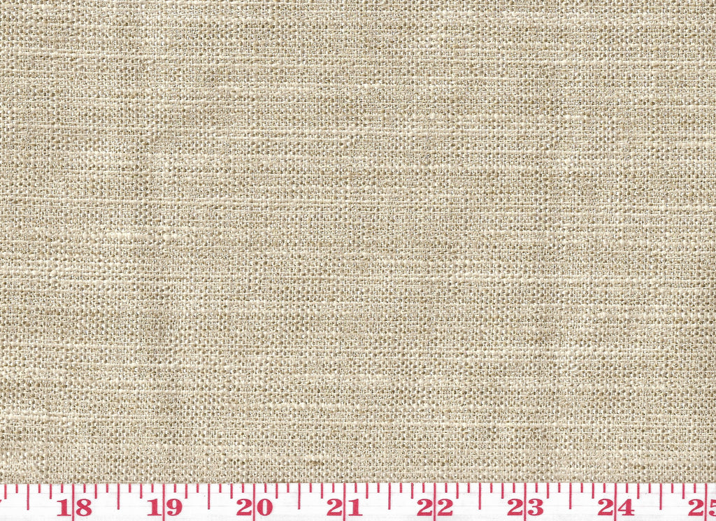 Delilah CL Cream Faux Silk Drapery Upholstery Fabric by Diversitex