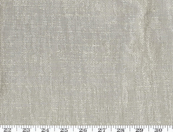 Desert Moire CL Khaki Sheer Drapery Fabric by CH