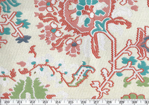 Dharma CL Multi Upholstery Fabric by American Silk Mills