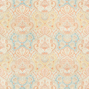 Echocyprus CL Apricot Drapery Uppholstery Fabric by Kravet