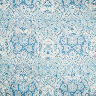 Echocyprus CL Sapphire Drapery Uppholstery Fabric by Kravet