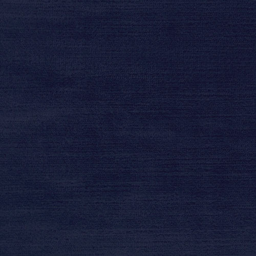 Elio Linen Velvet CL Dark Denim (64) Upholstery Fabric