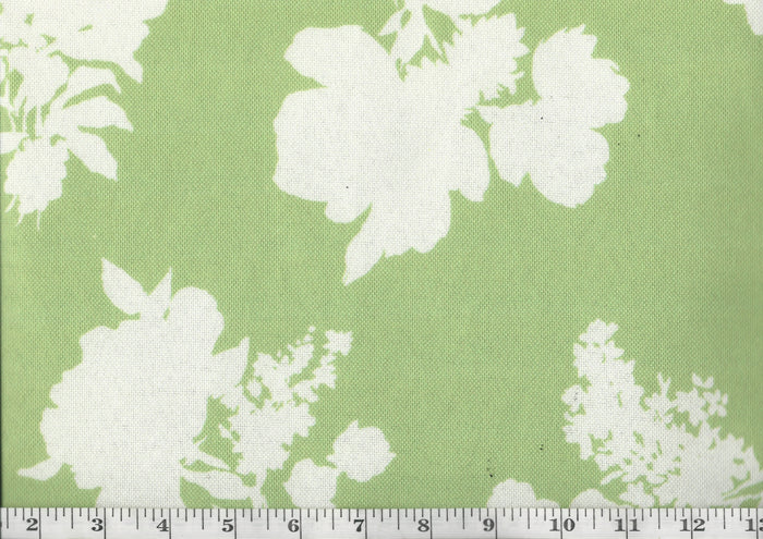 Elystan Cottage CL Seafoam Drapery Upholstery Fabric by David Rothschild