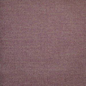 Erin Herringbone CL Plum Double Roll of Wallpaper by Ralph Lauren