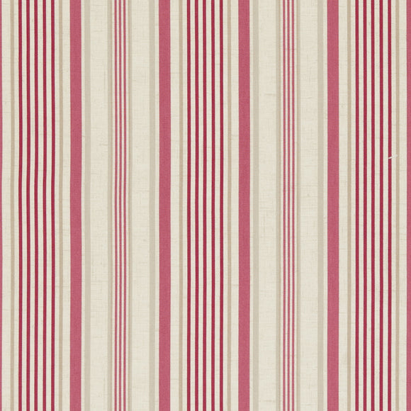Belle Raspberry Upholstery Fabric by Kravet