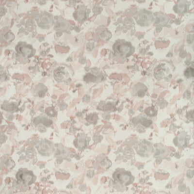 Floral Haze CL Blush Drapery Upholstery Fabric by Kravet