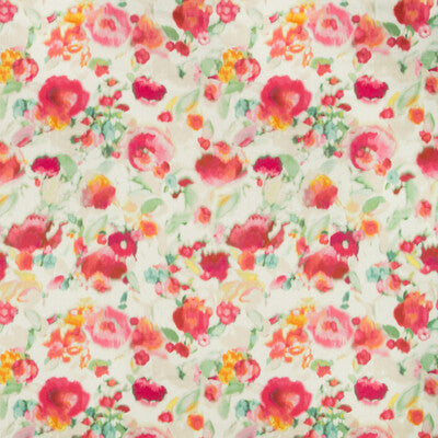 Floral Haze CL Meadow Drapery Upholstery Fabric by Kravet