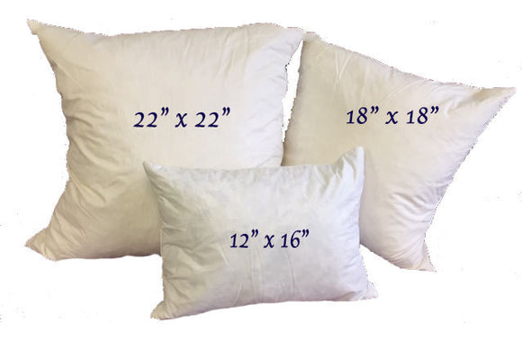 Feather Pillow Inserts
