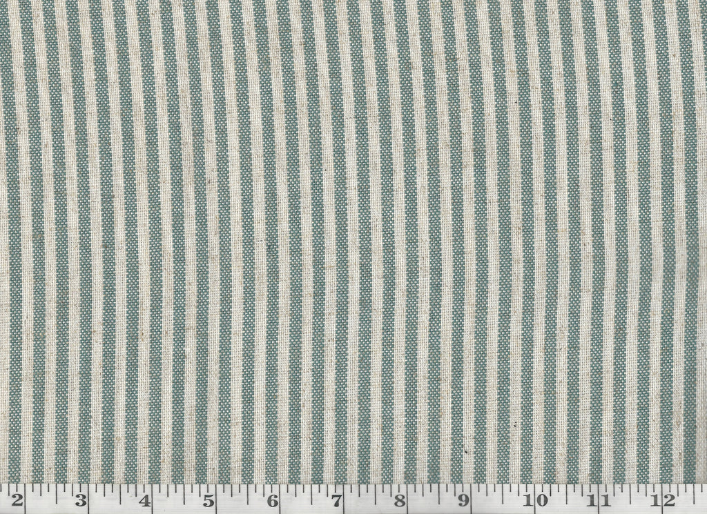 Fremont CL Sea Green Drapery Upholstery Fabric by Diversitex