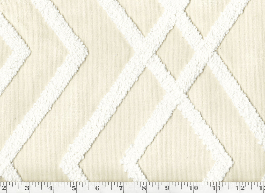 Genteel CL Sunglow Tufted Drapery Upholstery Fabric by P Kaufmann