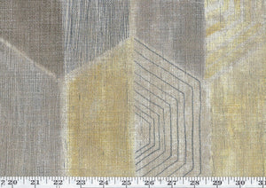 Glitzy CL Coin Drapery Upholstery Fabric by P Kaufmann