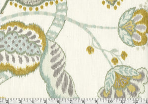 Global Style CL Mimosa Drapery Upholstery Fabric by P Kaufmann