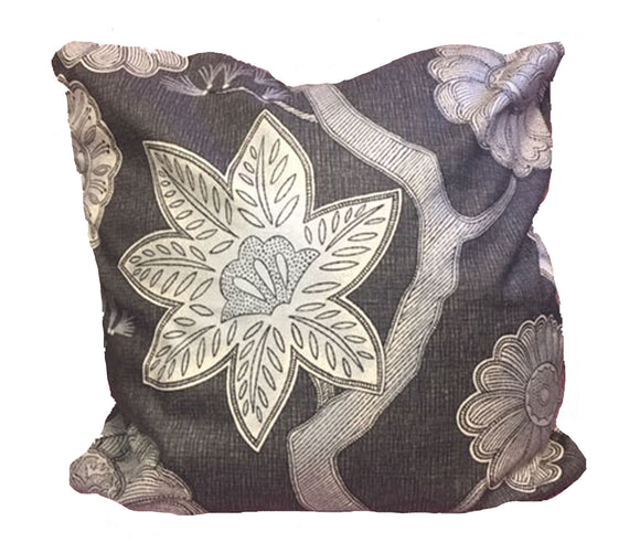 Gloss CL Onyx (P Kaufmann) Decorative Pillow Cover