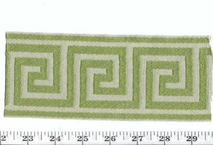 Grand Galon Athenee CL Celadon Fabric Trim by Clarence House