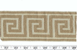 Grand Galon Athenee CL Sand Fabric Trim by Clarence House