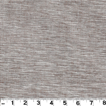 Grasscloth CL Cocoa Upholstery Fabric by Roth & Tompkins