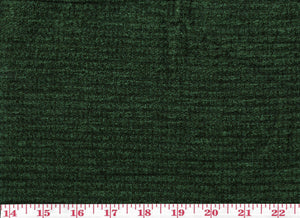 Griffin CL Emerald Chunky Chenille Upholstery Fabric by Diversitex