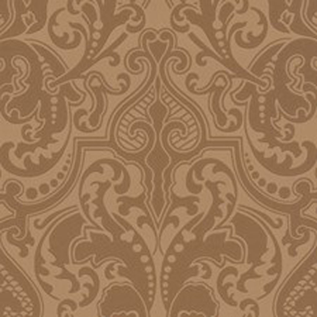 Gwynne Damask CL Saddle Double Roll of Wallpaper by Ralph Lauren