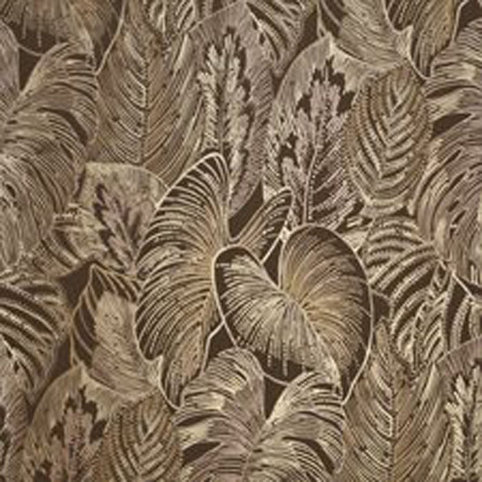 Hanging Garden CL Cocoa Double Roll of Wallpaper by Ralph Lauren