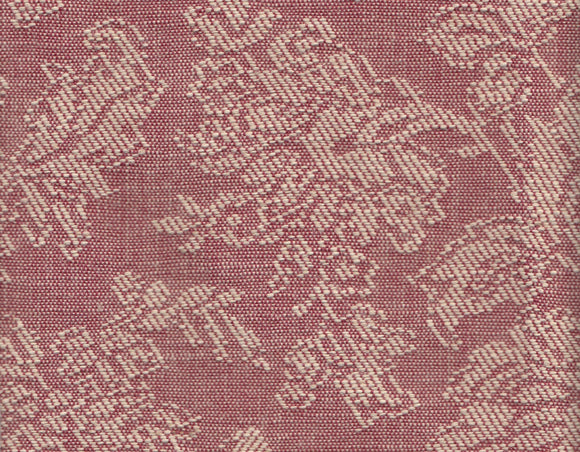 Heritage Damask CL Brick Upholstery Fabric by Ralph Lauren