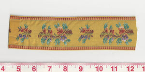 Hermione Galon Fleur CL Or Fabric Trim by Clarence House