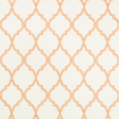 Highhope CL Terra Cotta Decorative Drapery Fabric by Kravet