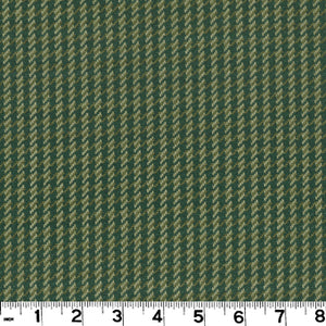 Houndstooth CL Pine Upholstery Fabric by Roth & Thompkins