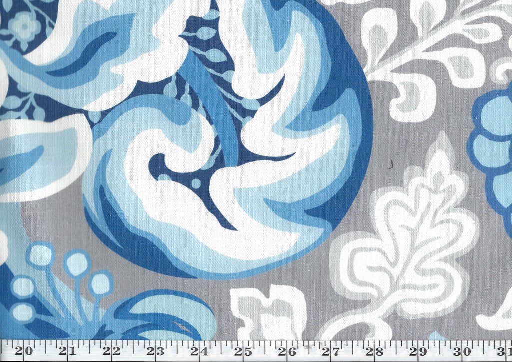 Hullabaloo CL Atlantic Drapery Upholstery Fabric by Kravet
