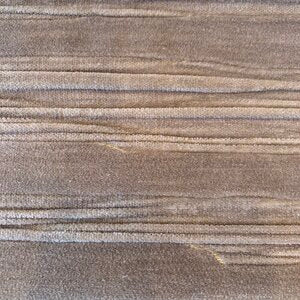 Intricate CL Khaki Velvet Upholstery Fabric by DeLeo Textiles