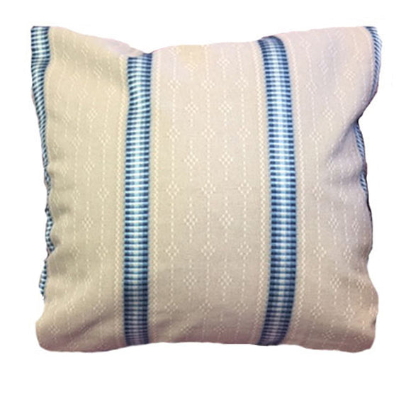 In Detail CL Azure (Golding Fabrics) Decorative Pillow Cover