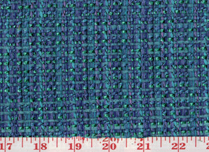 Jackie O CL Bluebell Upholstery Fabric by Covington