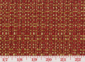 Jackie O CL Cinnabar Upholstery Fabric by Covington